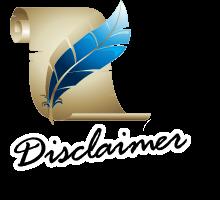 Disclaimer Info